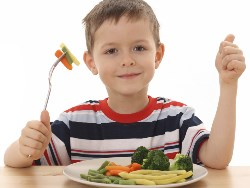 A gyerekek csupán húsz százaléka eszik mindennap zöldséget