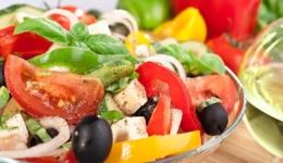Sok zöldség, kevés szír