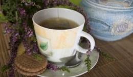 Zöld tea reggelre