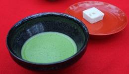 Matcha, a koncentrált zöld tea