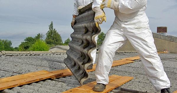 Azbeszt: bízzuk szakemberre