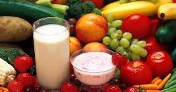 Fontos a kiegyensúlyozott táplálkozás