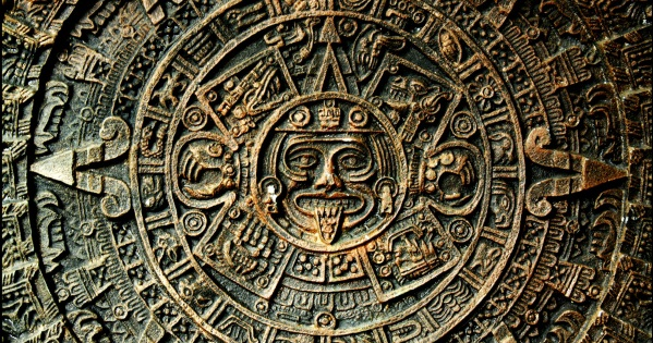 A híres maja naptár
