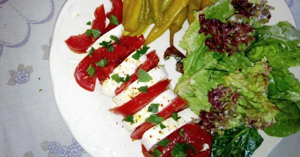 Sok zöldség némi zsiradékkal
