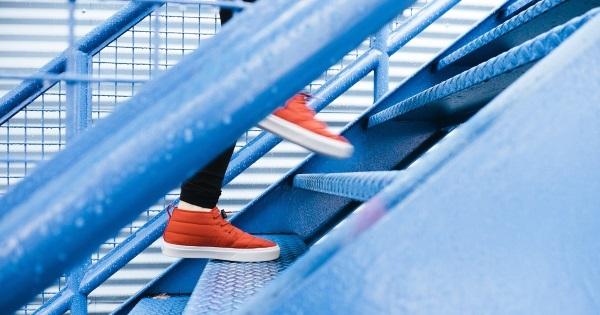 Válasszuk inkább a lépcsőt!